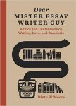 Dear Mister Essay Writer Guy cover