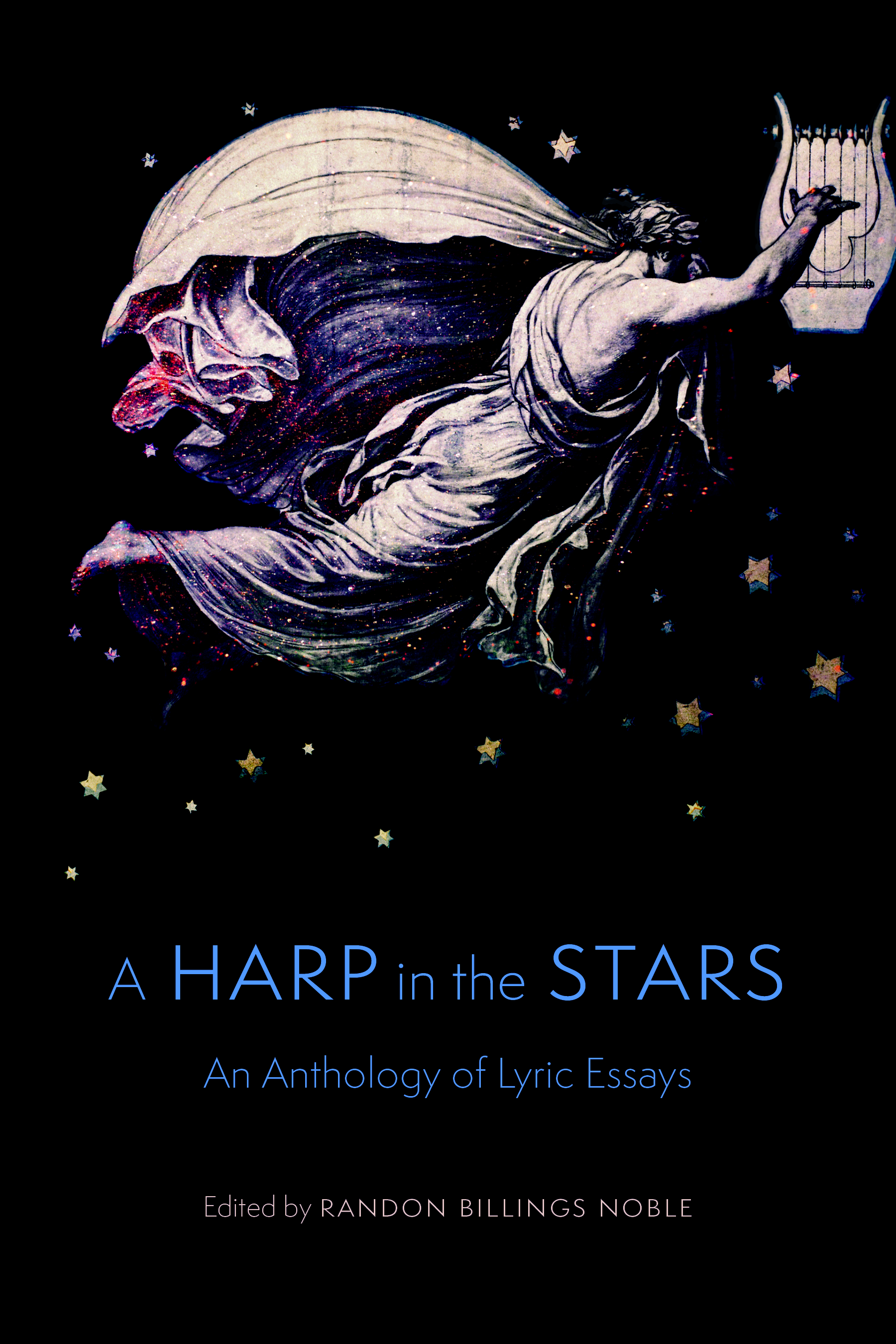 A HARP IN THE STARS cover